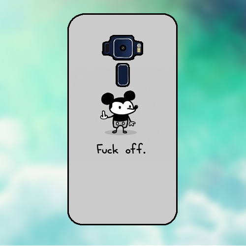 Cover Asus Zenfone Tumblr Mickey Mouse