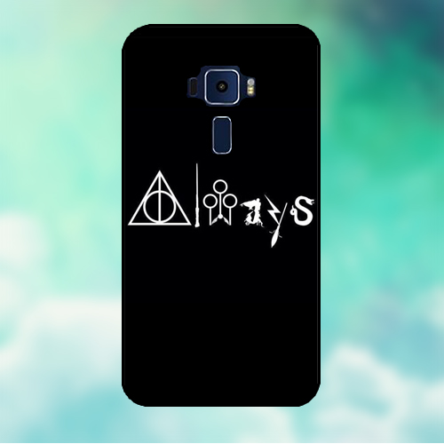 Cover Asus Zenfone Tumblr Deathly Hallows
