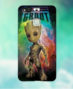 Cover iPhone Guardiani Della Galassia Baby Groot Cute Pink ...