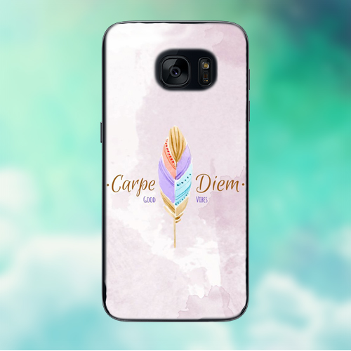 Cover Samsung Tumblr Carpe Diem