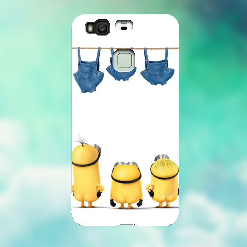 Cover Huawei Minions Funny